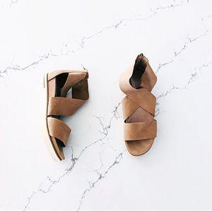 Eileen Fisher Sport Platform Sandals